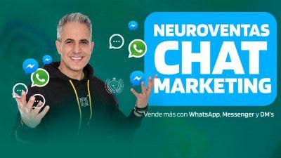 Curso en línea de chat marketing