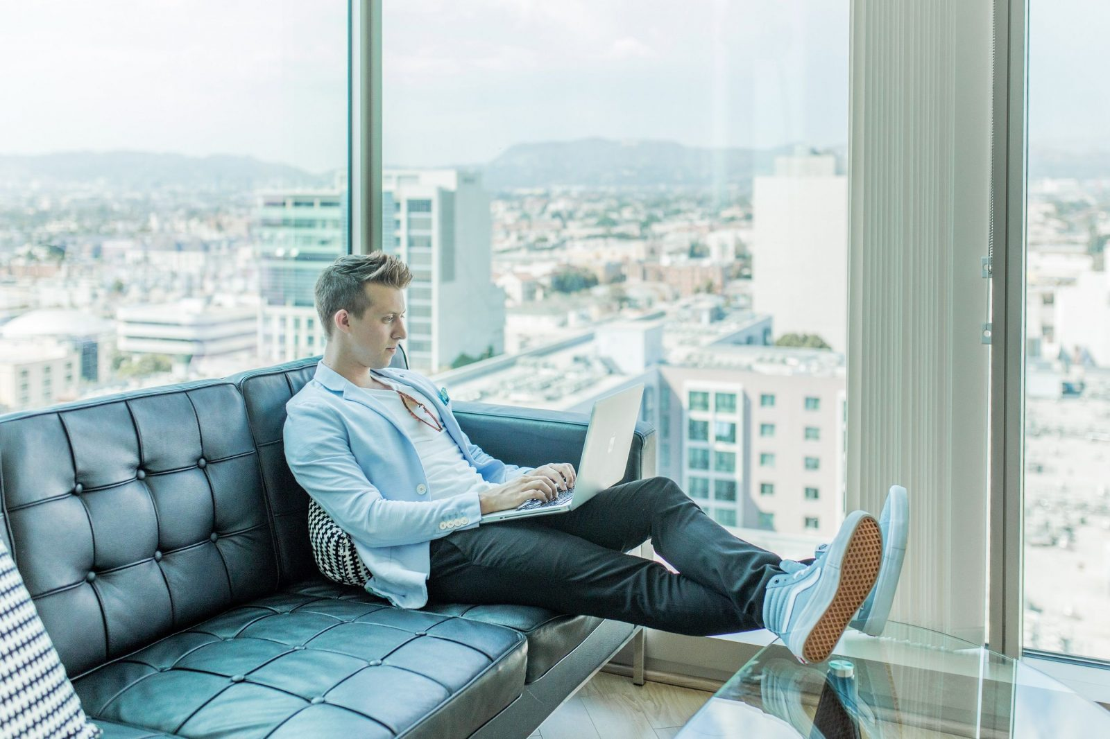 como crear un negocio online
