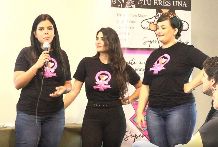 red de mujeres fempunch