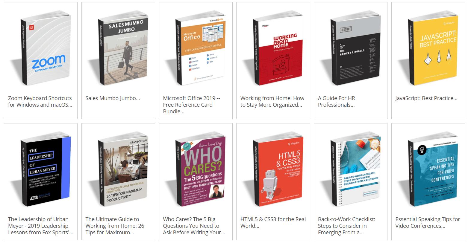 Revistas y ebook profesionales gratis