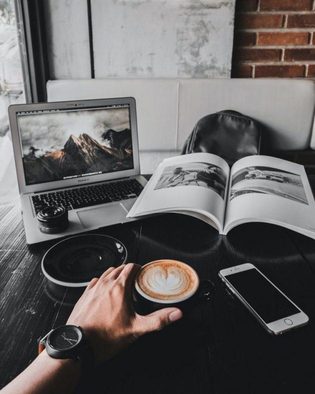 beneficios de las revistas como estrategia de marketing de contenidos