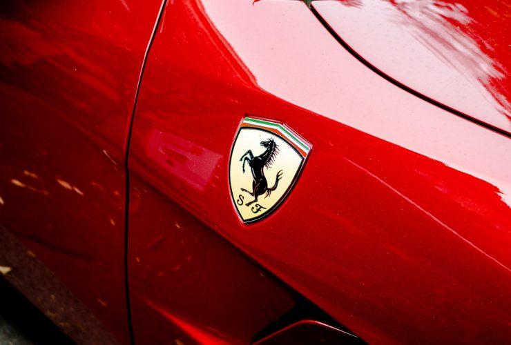 Ferrari en Panamá